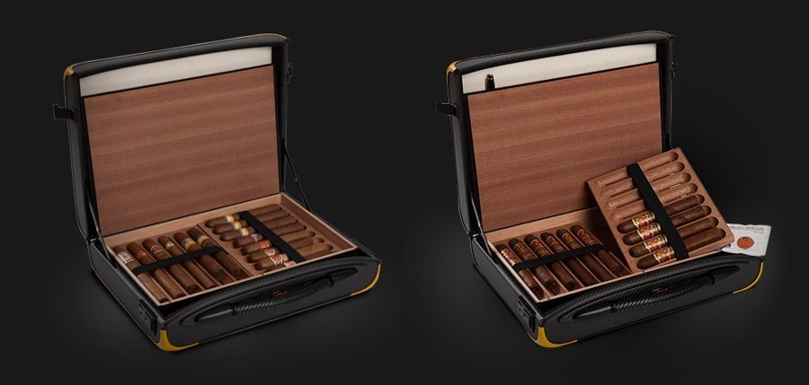 henk_carbon_attache_maletin_humidor_de_viaje